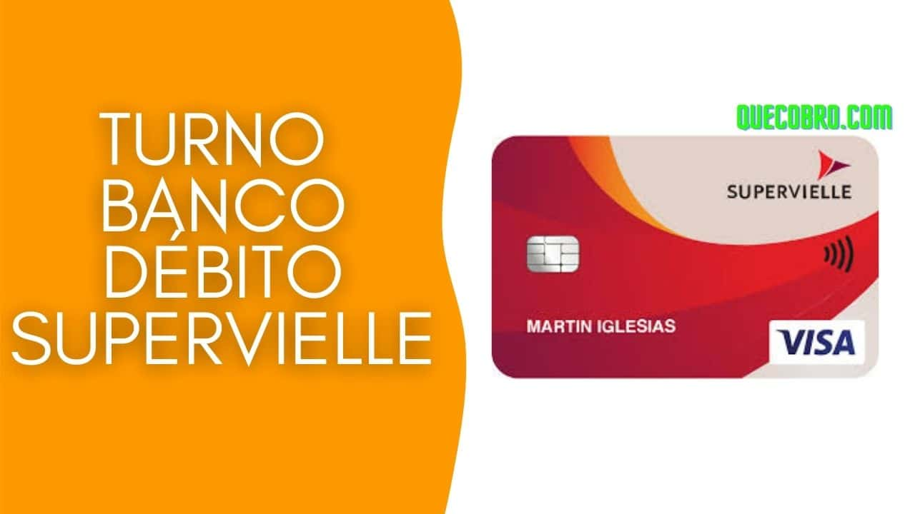 como pedir turno en Banco Supervielle